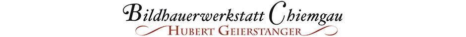 Bildhauerwerkstatt Chiemgau – Hubert Geierstanger Ruhpolding