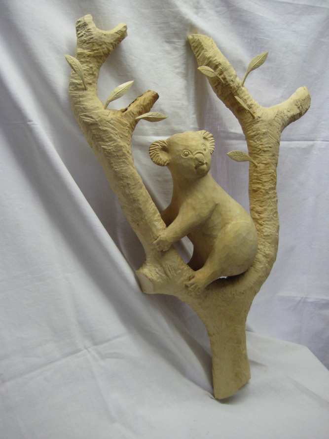 Skulpturen-Geierstanger