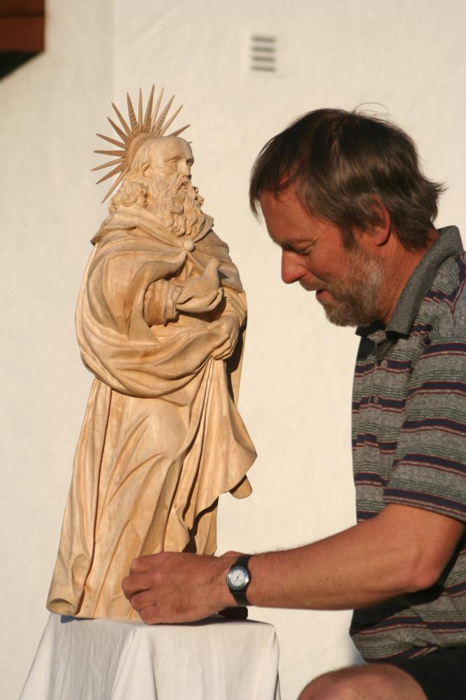 Skulpturen Hl. Joachim