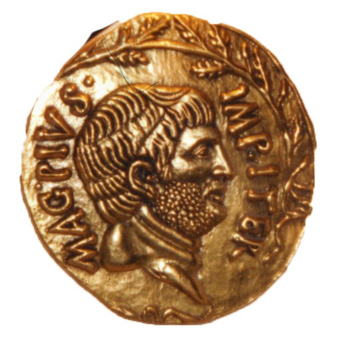 Geierstanger-münze